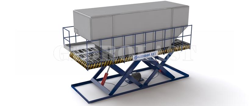 Для доставки бортпитания в аэропортах