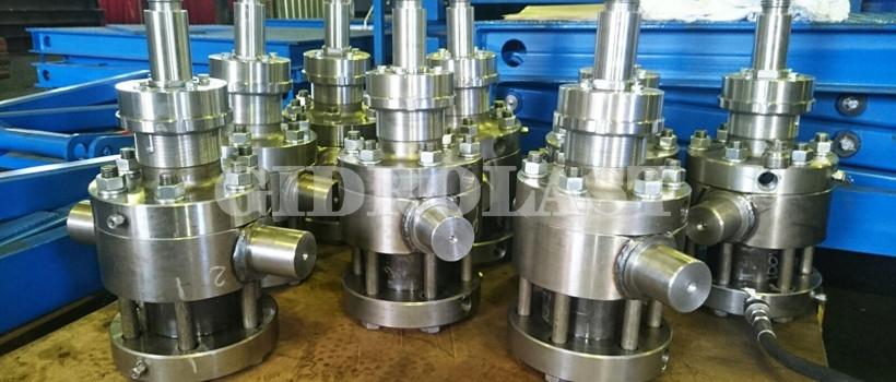 Изготовим гидроцилиндры для металлургии