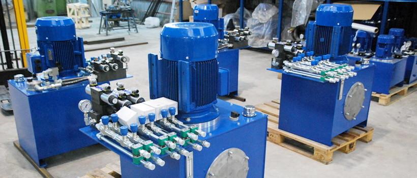 Стандартные гидростанции